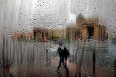 МЧС предупреждает Петербург осильном дожде