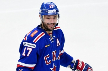 СКА продлил контракт с Ковальчуком
