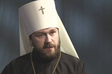 Митрополит Иларион объявил овреде учебы заграницей