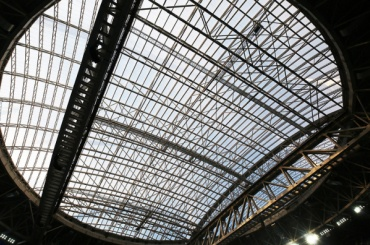 «Метрострой» починит протекающую крышу стадиона на Крестовском по гарантии