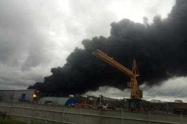 Пожару в Металлострое присвоили 3-й номер сложности