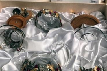 Путин сделал свадебный подарок Овечкину и Шубской