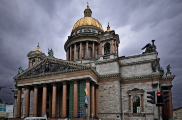 Вишневский: Конституционный суд поддержал защитников Исаакия