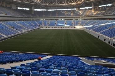 СМИ: Крыша стадиона на Крестовском потекла