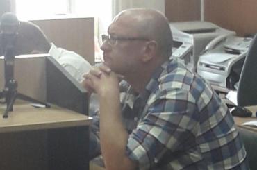 Резник арестован на 10 суток за участие в митинге 12 июня