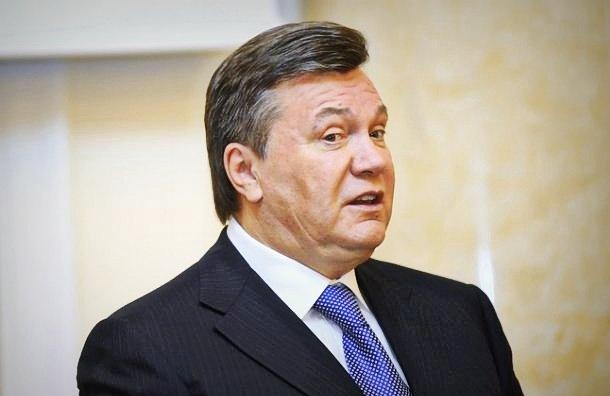 Янукович хочет увидеть возвращение Крыма всостав Украины