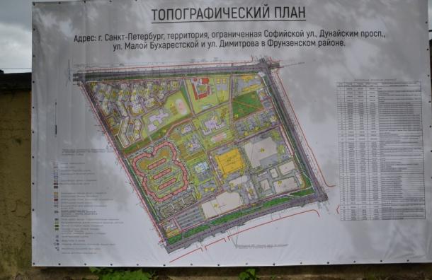 Опубликован план застройки гаражей на Малой Бухаресткой