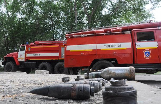 Две петербурженки погибли при взрыве на складе боеприпасов в Абхазии