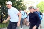 Фоторепортаж: «Напавшие на журналистов и ЛГБТ 12.08.2017»