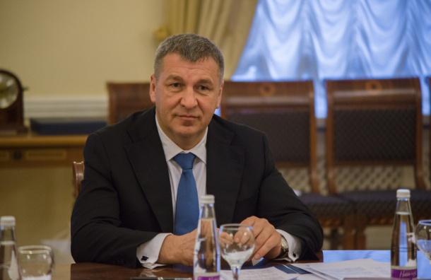 Албин назвал отвратительной работу застройщика социального жилья в Невском районе