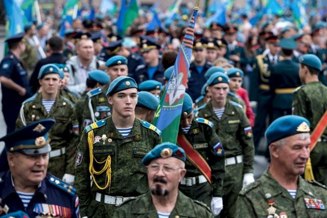 День ВДВ 2017, фото: Игорь Руссак: Фото