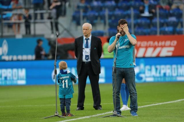 Кержаков завершил футбольную карьеру, фото: Игорь Руссак: Фото