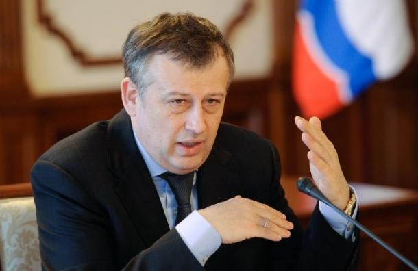 Губернатор Ленобласти хочет оставить чиновников «голенькими»