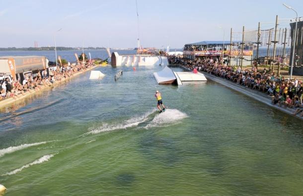Более 5 тыс. зрителей посетили фестиваль райдеров в форту «Константин»