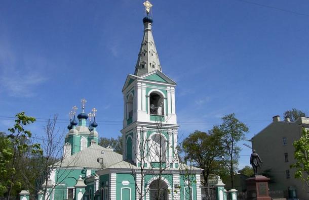Резник просит УФАС проверить законность передачи Самсониевского собора РПЦ