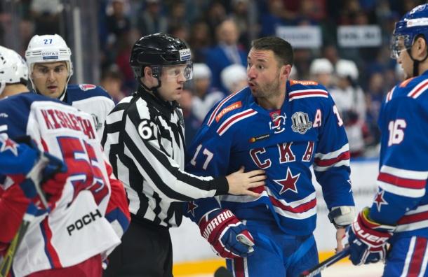 Петербургские «армейцы» взяли Кубок открытия КХЛ