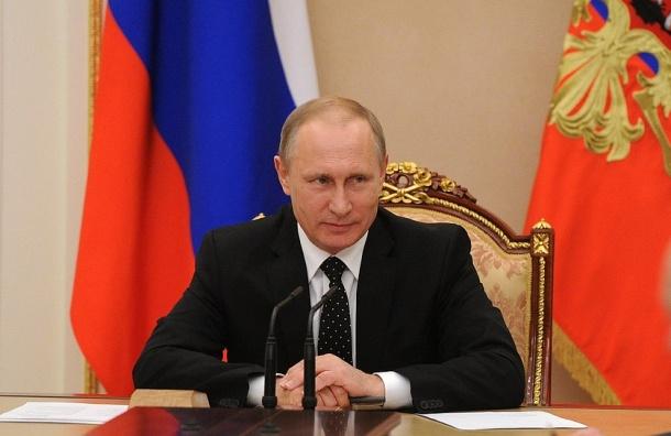 Молодежь придумает тему кампании Путина