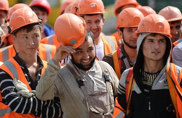 Большинство опрошенных граждан России выступили заограничение притока трудовых мигрантов