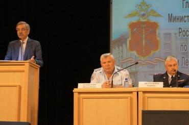 Петербургский омбудсмен не считает разгон акции 12 июня обоснованным