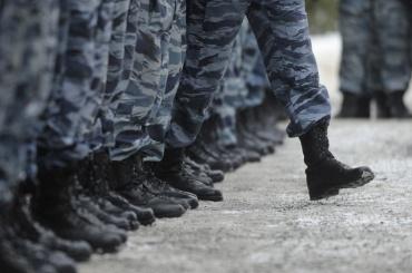 Росгвардия занимается поиском пропавшего в Петербурге военного