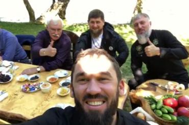Полтавченко поддержалФК «Ахмат»