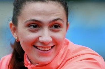 Российская прыгунья в высоту выиграла золото чемпионата мира