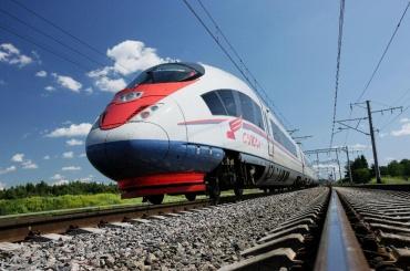РЖД увеличивает число «Сапсанов» между Москвой иПетербургом