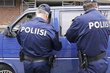 Полиция несчитает стрельбу вФинляндии терактом
