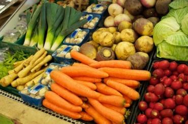Овощи и фрукты к осени подешевеют на 80 процентов