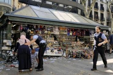 Ростуризм: при теракте в Барселоне пострадала россиянка