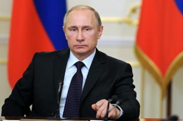 Путин заявил о сокращении расходов на оборону