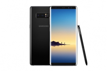 Samsung представил Galaxy Note 8