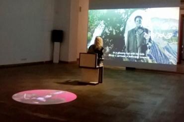 Зачем израильскому художнику «Колыбельная» Ахматовой
