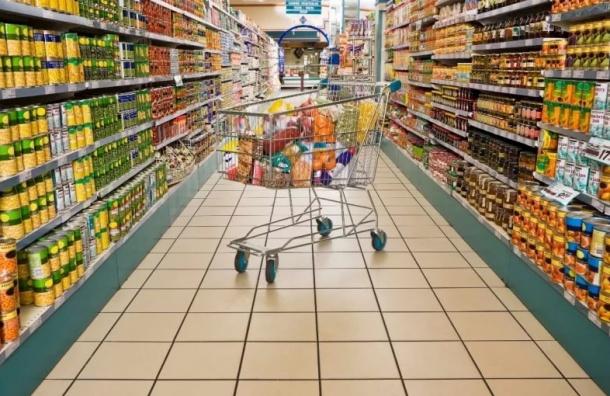 Росстат зафиксировал дефляцию впервые за год