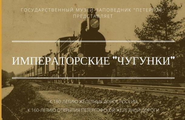 Петергоф довесны становитсяж/д столицей