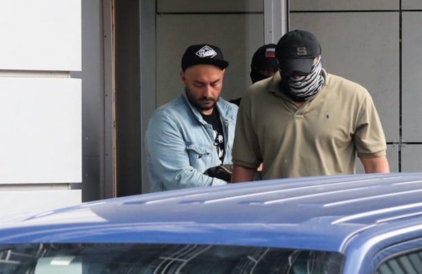 Серебренникова после допроса отправили в «Матросскую тишину»