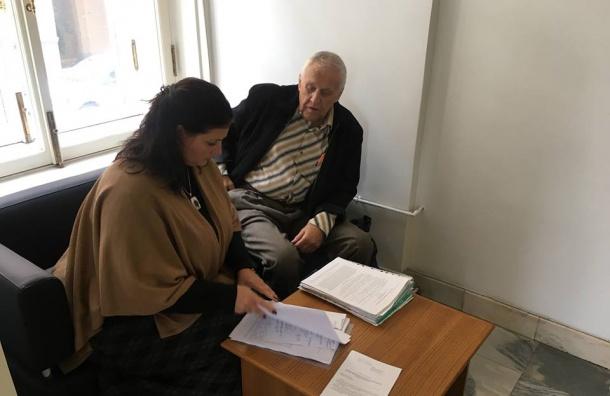 Помощника депутата Госдумы непустили вЗакС из-за одежды