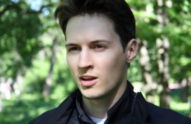 Дуров удивлен уголовным делом против него в Иране