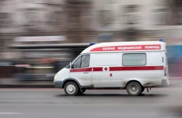 В северной столице  госпитализирован годовалый сын  из-за отравления нафтизином