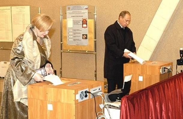 Россияне выберут свое будущее 18 марта