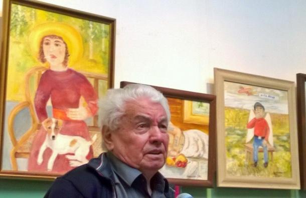 Петербуржцы смогут посетить выставку писателя Владимира Войновича