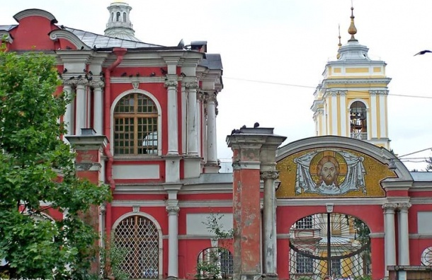 Центр Петербурга надва дня перекроют из-за мощей Александра Невского