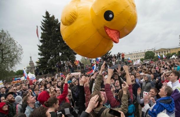 Родителям петербургских школьников рассказывают овреде митингов