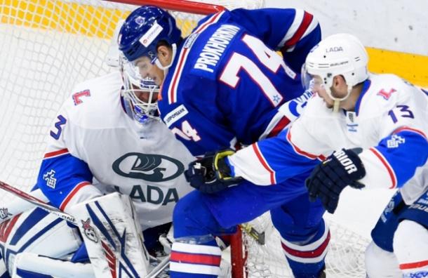 СКА одержал девятую победу подряд в сезоне