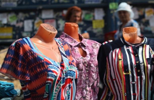 Нелегальная торговля в Петербурге будет караться без предупреждения