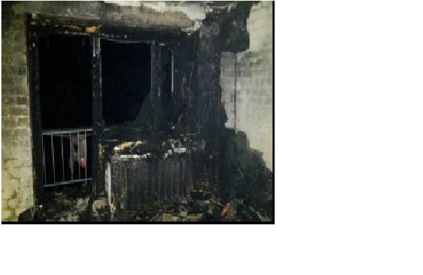 Два человека погибли на пожаре дома престарелых в Ивановской области