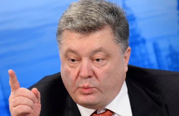 Порошенко обещает сделать Крым «неподъемным бременем» для РФ