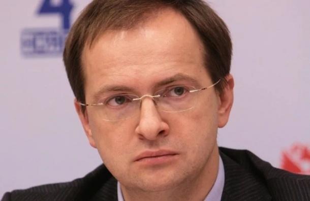 Мединский просит главу МВД обеспечить безопасность показов «Матильды»