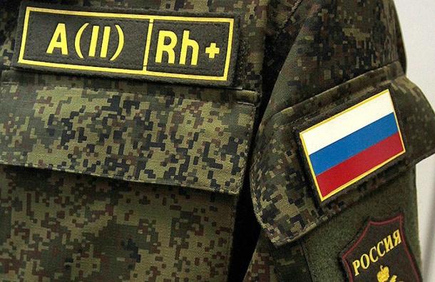 Более 2500 петербуржцев уйдут в армию осенью