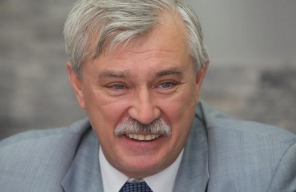 Полтавченко оказался вдесятке рейтинга мэров России